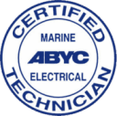 Certified Marine ABYC Electrical Technician