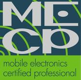 MECP Certified Mobile Electronics Professional