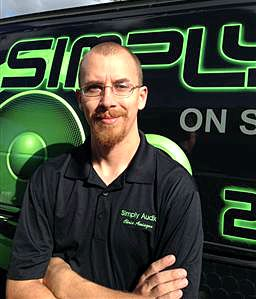 Chris Awiszus is the owner and operator of Simply Audio LLC